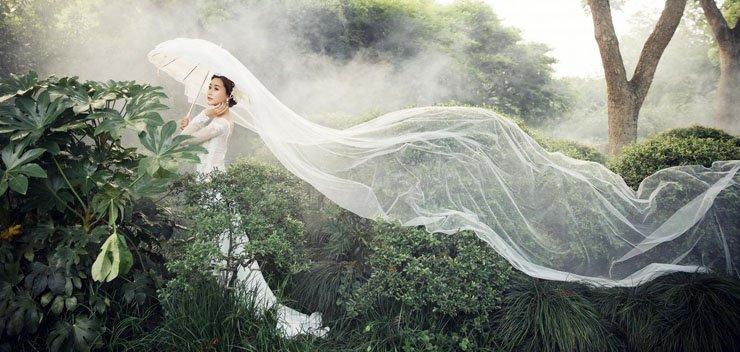 中国园林风水中的布局艺