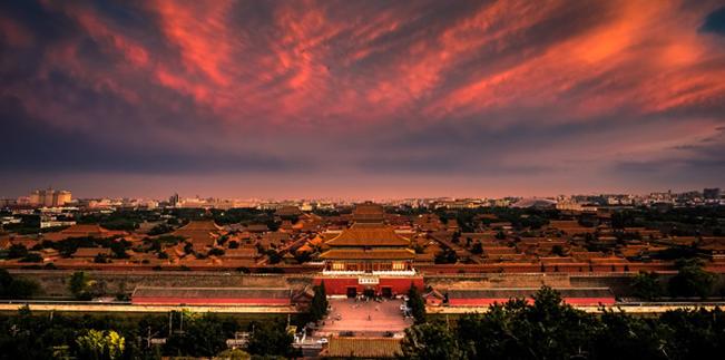 美的刺目的中国古建筑 历经世间