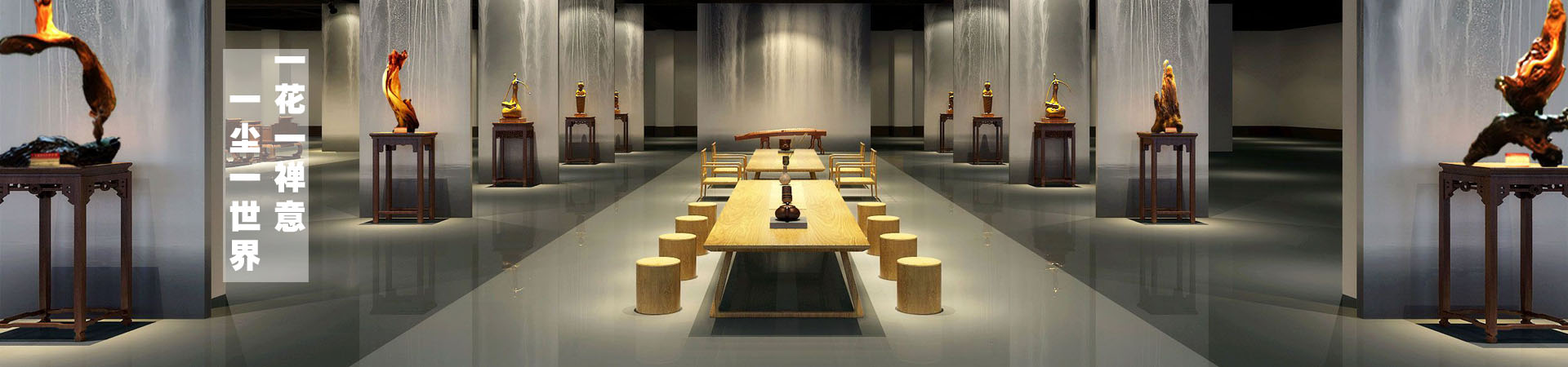 最美中式酒店设计,四个充满禅