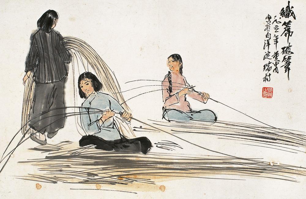 北京民俗文化,栩栩如生