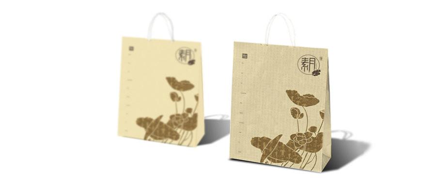 最中秋,素月月饼包装设计