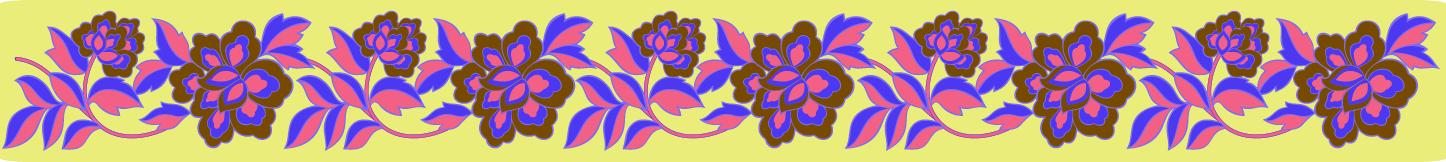 中国传统刺绣牡丹花纹图案二,矢