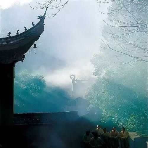 寺庙佛教文化,芸芸众生便是修