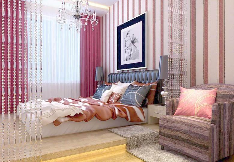 将卧室布置成这种,你一定会有
