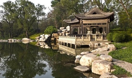 中国古典园林:浅析四大