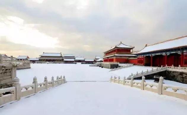 最美中国古建筑:紫禁城
