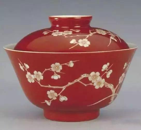 中国陶瓷史:浅析清代瓷器各时
