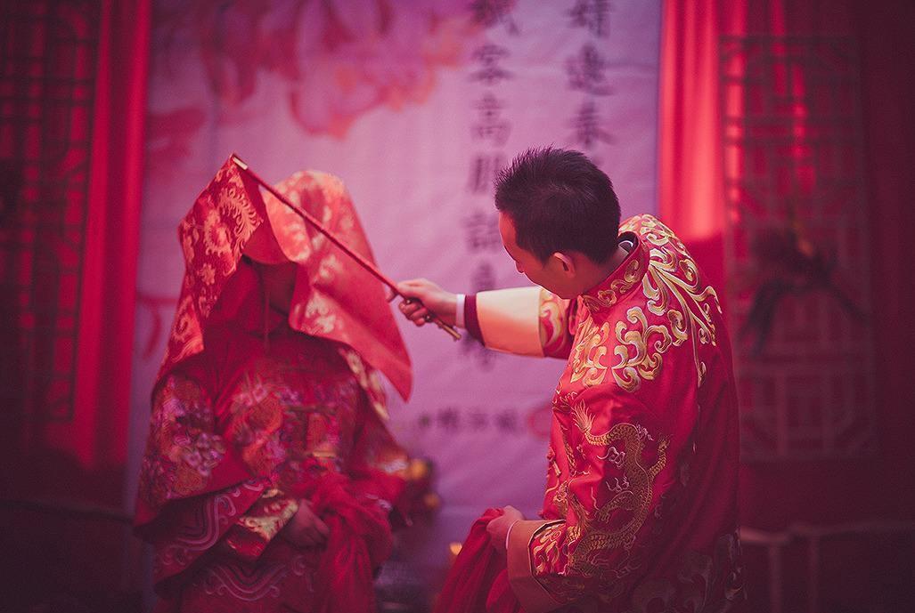中式婚礼流程:中国人必须知道