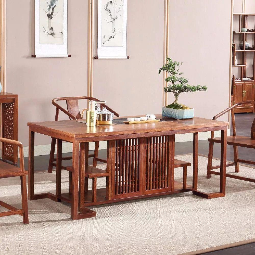 新中式茶桌,传承古老文化