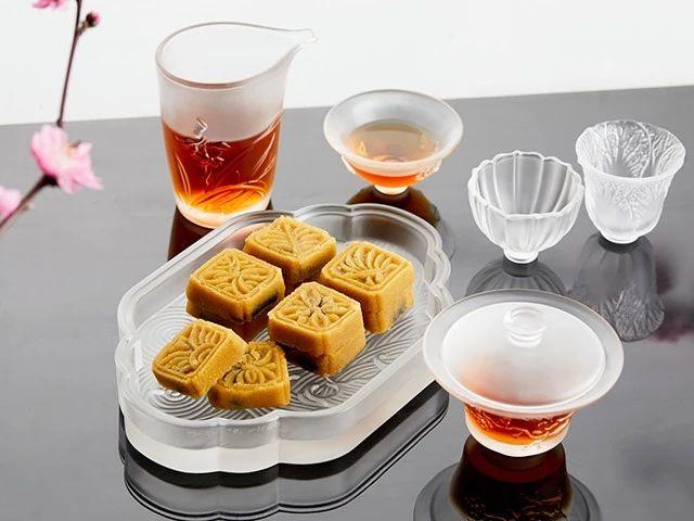 琉璃茶具美哉!浅析精致
