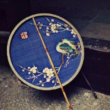 古代团扇:可谓是一处寻找失落