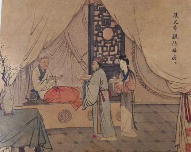 传统文化母亲节:古人是如何孝