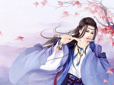 古风古韵网名:一季樱花°落满