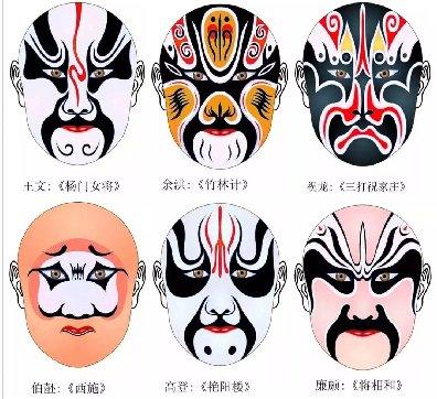 史上最全的317款京剧人物