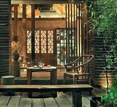 小院情结:寻一处庭院与你白头
