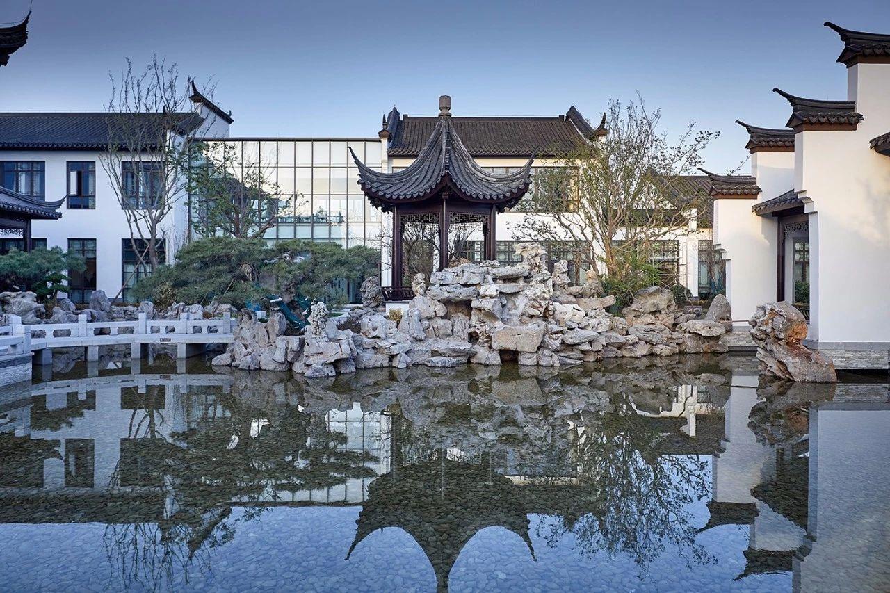 五个古香古色的中式庭院:园林
