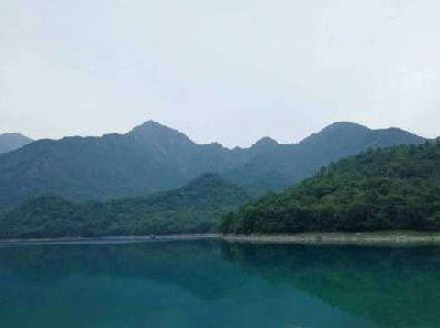 如诗如画,恰似一幅山水风景图