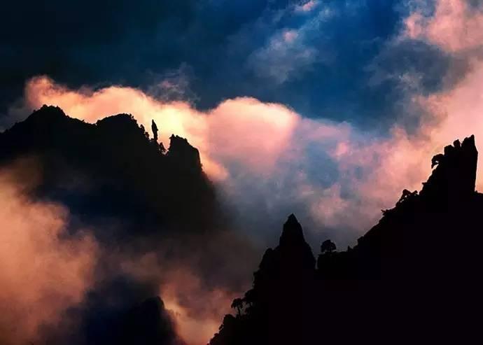 大美黄山:40幅黄山风景摄影!