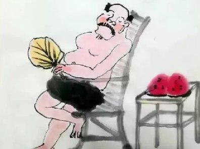 赏消暑21图:国画中的小暑诗词