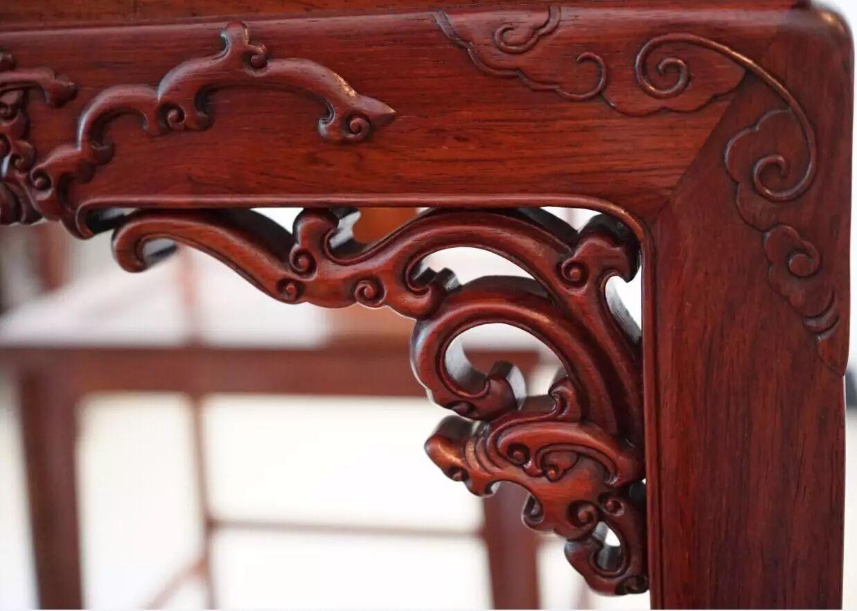 中式家具之美:家具花纹纹样的