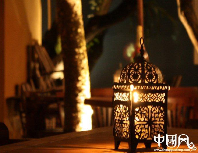 中式灯具之美,美灯配美
