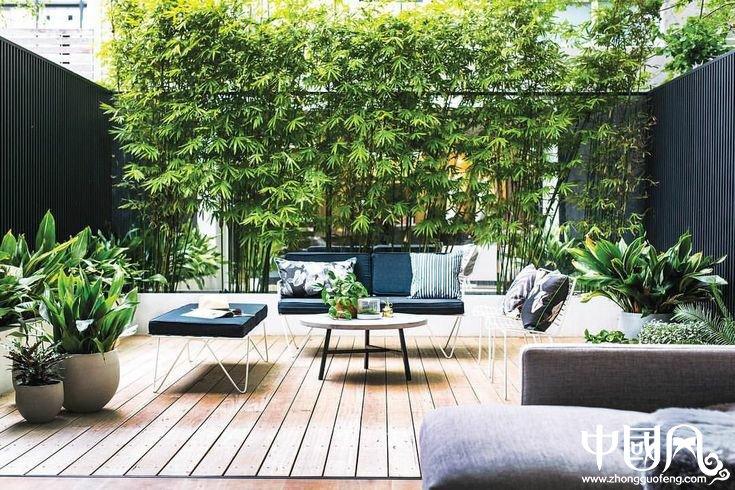 4个国内超美庭院设计案例,值得