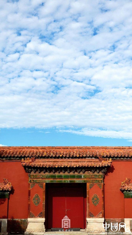 超美故宫古建筑图片,紫禁之巅