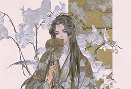 花仙子古风图片壁纸,古风迷喜