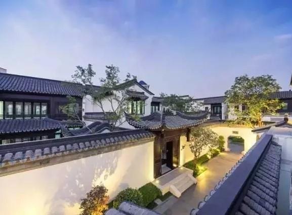 中国园林风水中的布局艺术