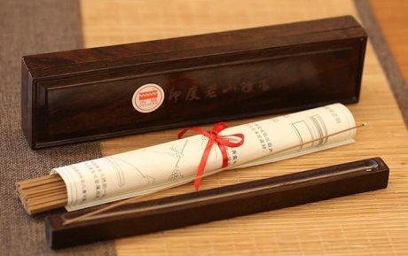 中国风红木盒,印度老山檀香