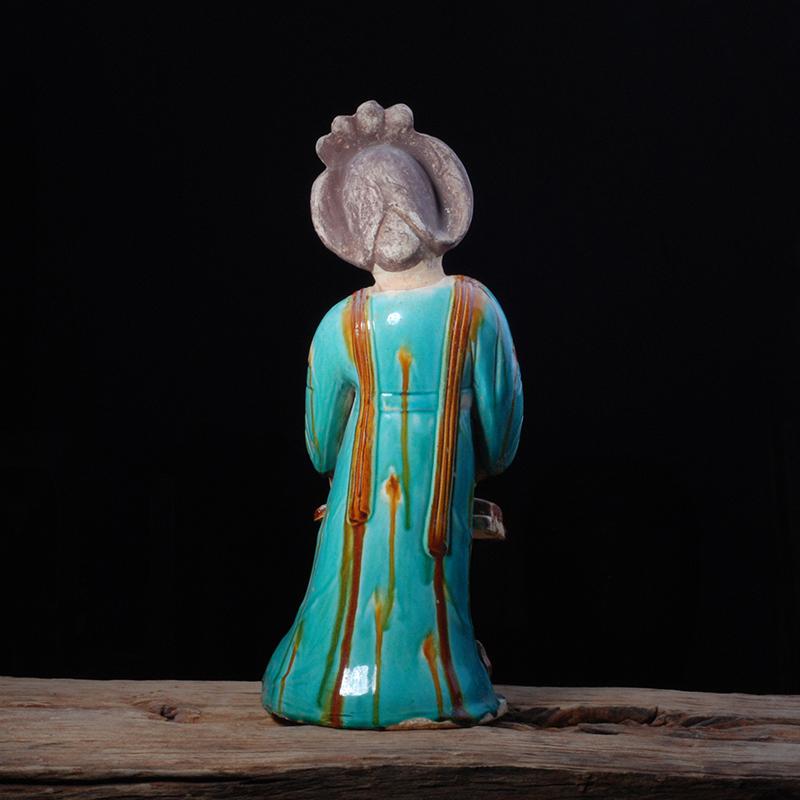 陶瓷仿唐三彩乐佣,哪里可以购买仿唐三彩制品