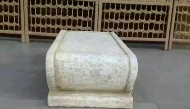 仿古曲阳汉白玉石雕案桌,曲阳石雕介绍