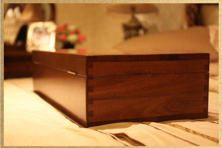 全实木收纳箱香樟木箱