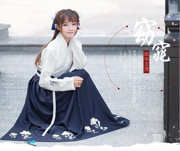 古装图片女装汉服_中国风女装改良汉服女古装- 中国风