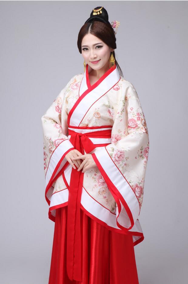 古装图片女装汉服_女装汉服曲裾古装美女图片- 中国风
