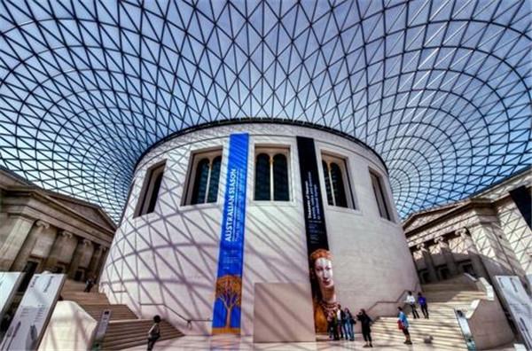 伦敦大英博物馆