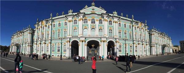 俄罗斯圣彼得堡博物馆