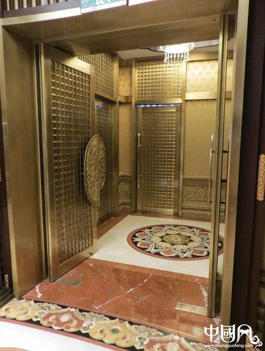 中式大门设计