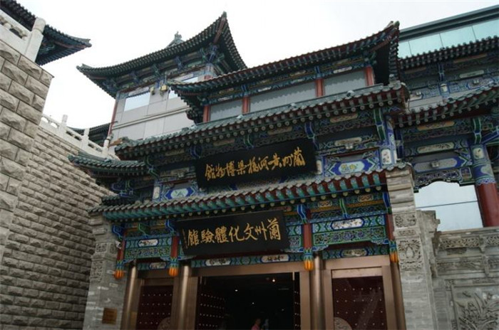甘肃兰州市博物馆