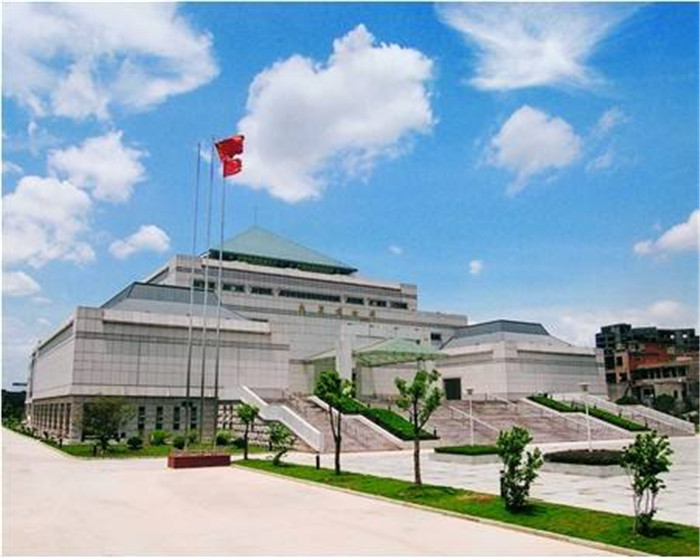 湖北武汉博物馆