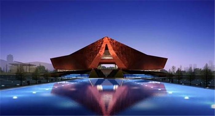 湖北武汉革命博物馆(新馆)