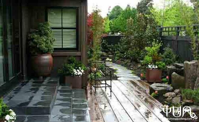 庭院植物风水学