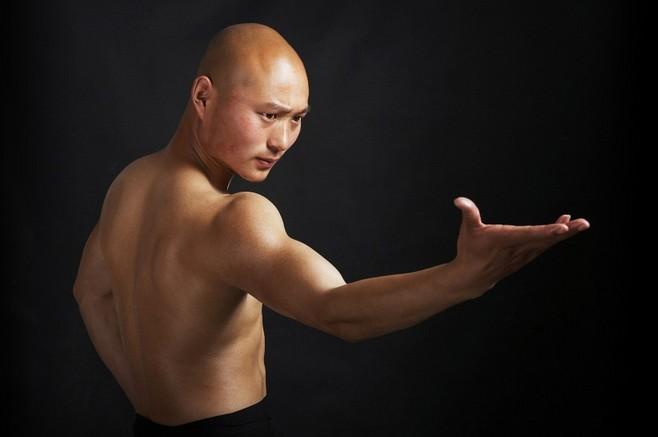 中华武术与僧侣图片(一)