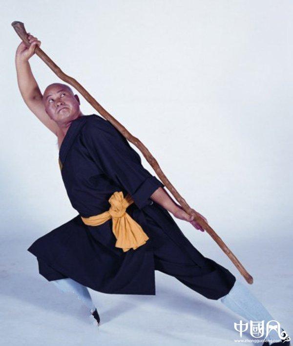 中华武术:少林齐眉棍