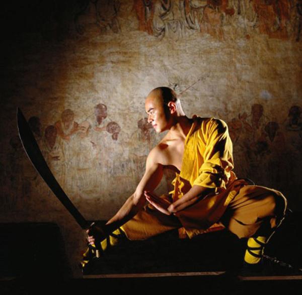 中华武术:少林老刀