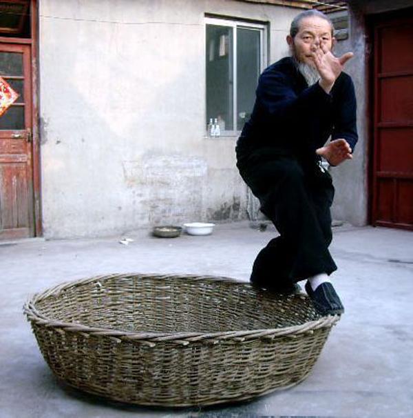 中华武术:八卦掌