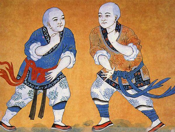 中华武术:余门拳