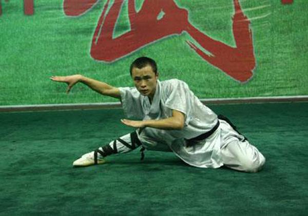中华武术:蛇拳