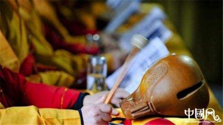 僧人诵经时为何要敲木鱼?