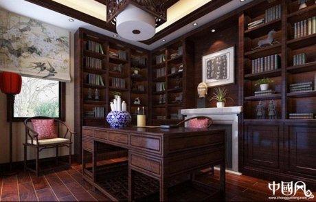 书房风水方位